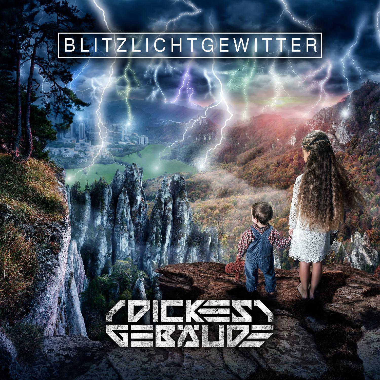 Blitzlichtgewitter - Cover